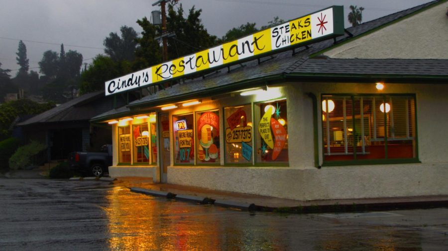 Cindy's Restaurant is a diner in Eagle Rock accepting orders for pickup.