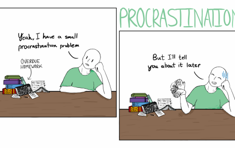 Procrastination: A Guilty Pleasure