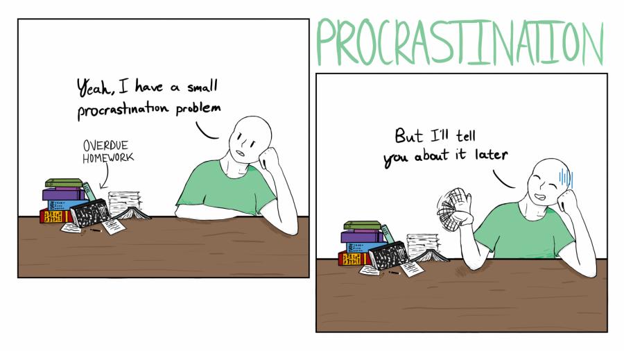 Opinion%3A+Procrastination%3A+A+Guilty+Pleasure