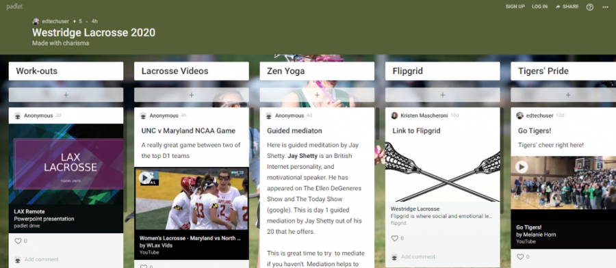 Each+sport+has+its+own+Padlet.+This+lacrosse+Padlet+has+links+to+lacrosse+games%2C+workouts%2C+and+yoga+classes+for+all+athletes+to+review+and+experiment+with.