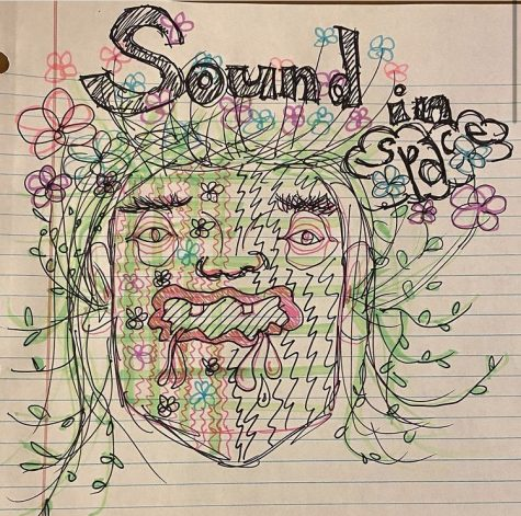 Sound in Space Cover Art.