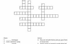 Valentines Crossword
