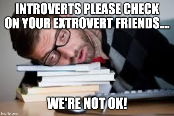 Quarantine: An Introvert