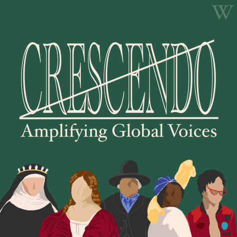 Crescendo Podcast: Amplifying Global Voices